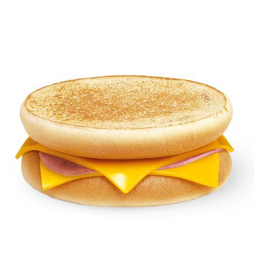 Тост с сыром и беконом